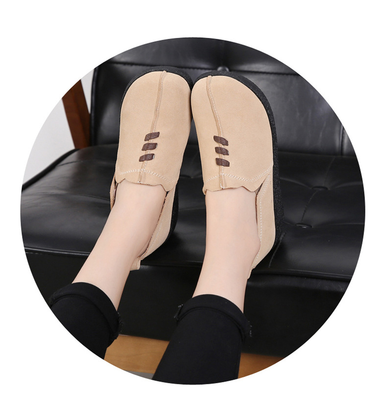 LL 3022-2019 Spring Autumn Women Wedge Shoes-12