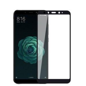 Image 5 - 9H Hardness Tempered Glass for Xiaomi Mi A2 / Mi A1 Screen Protector 2.5D Glass Film Xiaomi Mi A2/ Xiaomi Mi A1 Glass