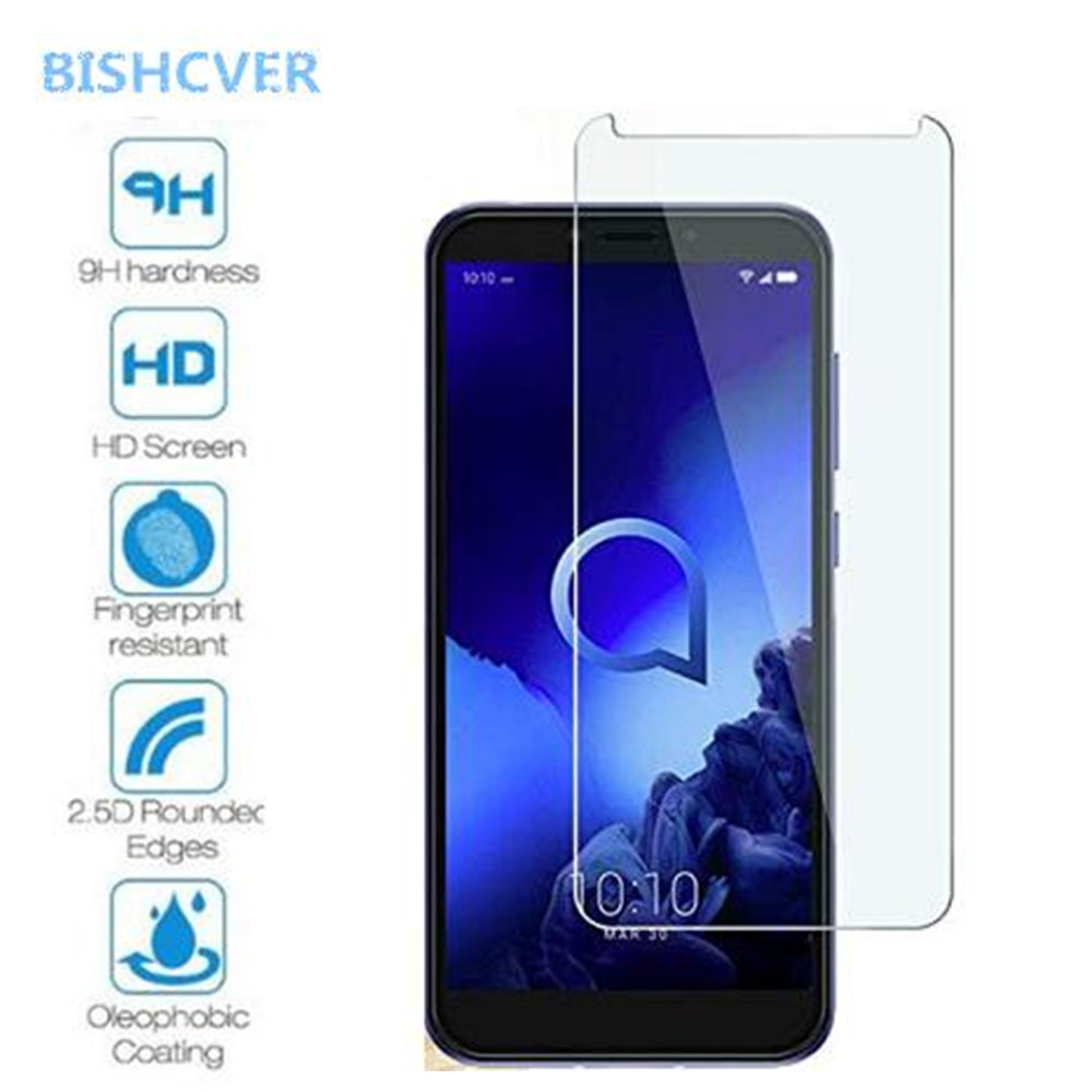 29CS 2.5D 9H Screen Protector Cover Tempered Glass For Alcatel 1S 2019 1 S 5024D 5024Y 5024K 5024 D Y 5.5 Inch Protective Film