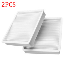 2pcs Vacuum Cleaner dust filter HEPA Filter for Samsung H11 DJ63-00672D SC4300 SC4470 White VC-B710W Vacuum cleaner parts