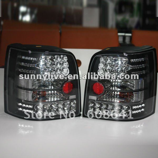 цена на For VW Passat B5 Tail Lamp with LED ( Left and Right ) 2001-2004