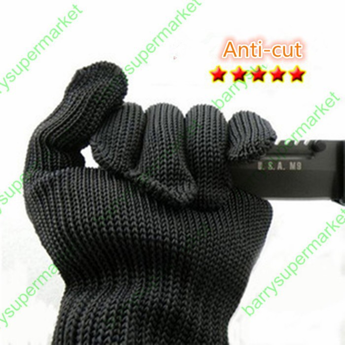 10PAIR New Arrival 100% Kevlar Working Protective Gloves Cut-resistant Anti Abrasion Safety Gloves Cut Resistant Anti-cut Gloves