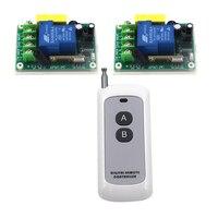 Brand New 1 Channel Remote Control Switch Box AC 220V 30A Relay Wireless Remote Control Switch