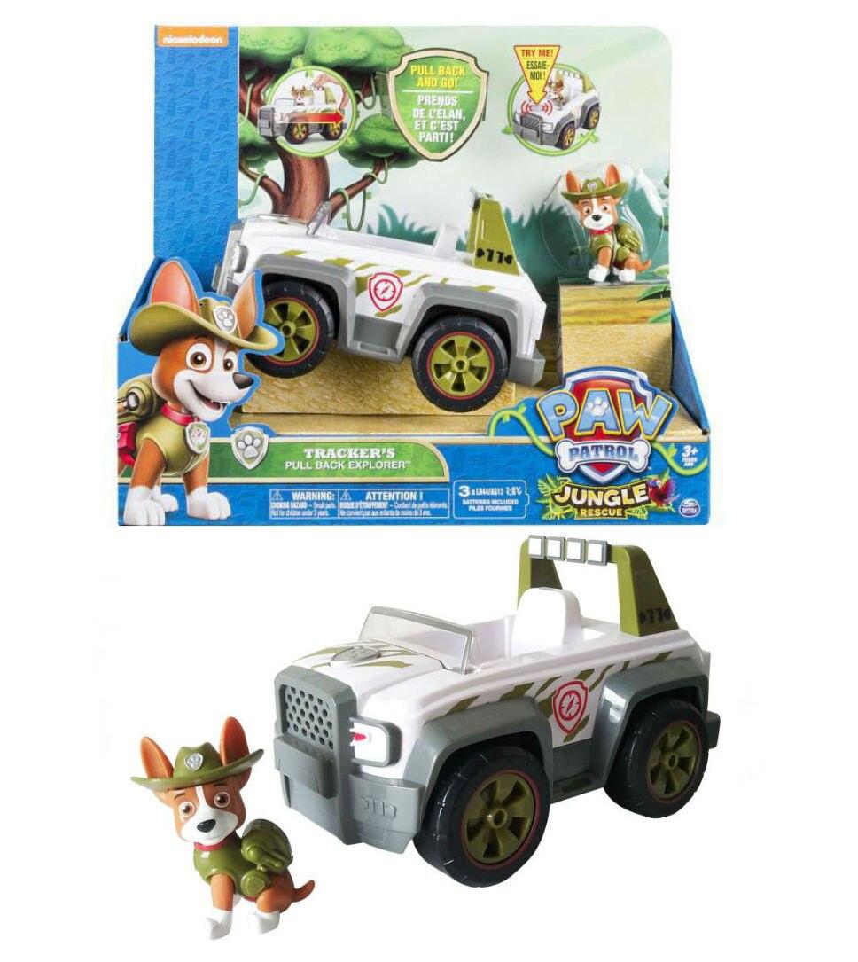 Genuine Original Paw Patrol On A Roll Marshall chase tracker skye zuma rocky Patrulla Canina Toy Anime Dog Juguetes kids toy Big fonksiyonlu rende
