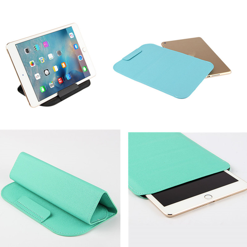 SD Arrival Hot selling ultra-thin super slim sleeve pouch cover Pu Leather case for Sony Xperia Z3 tablet compact 8.0 inch Bag