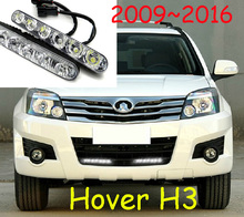 Great Wall Hover H3 Idea florid daytime light,LED,Free ship!2pcs/set+wire,Hover H3 Idea florid fog light,Hover H3 Idea florid(China)