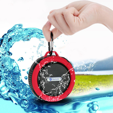 Bluetooth Speaker Mini Waterproof Outdoors with Suction Cup Portable Speakers TF Card Subwoofer Phone Call Wireless Loudspeakers