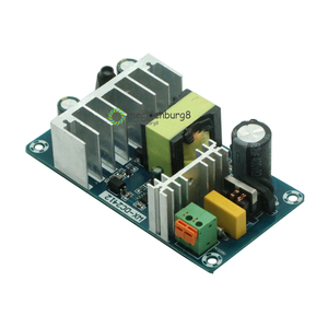 Image 4 - 1PCS AC 100 240V to DC 24V 4A 6A switching power supply module AC DC
