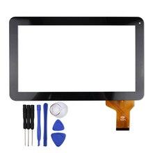 10.1 pulgadas de Pantalla Táctil para Polaroid MID1047 MID2410 MID24C1 MID2710 MID2810 Tablet PC Digitalizador Del Sensor de Cristal Envío Gratis