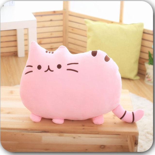 Almohada en Forma de Gato