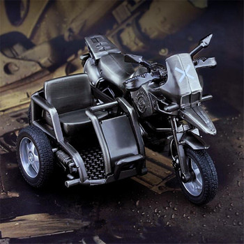 Фигурка PUBG мотоцикл с коляской Сплав