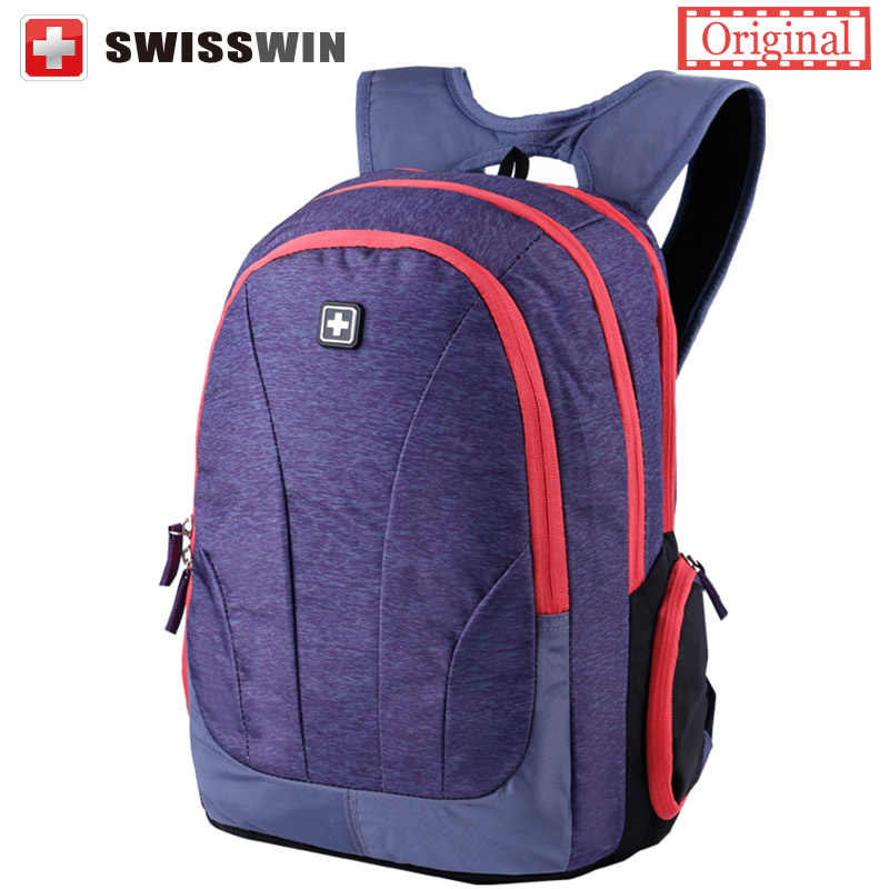 Swiss Gear – Double Backpack With Trolley | Cg Backpacks