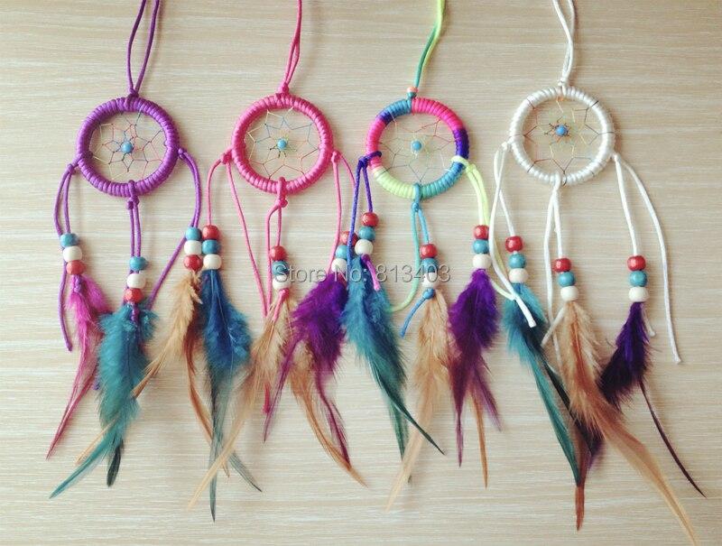 Dream Catcher Whosale Dream Catcher Feather Decor Feather - Ev dekoru - Fotoqrafiya 1