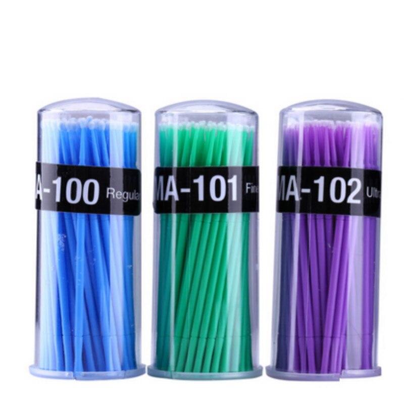 Инструменты Одноразовые для наращивания ресниц 100 шт.|Аппликатор теней век| |