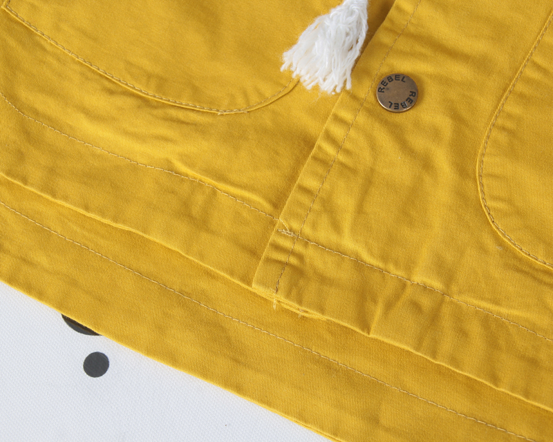 Bebés / niños niños primavera 3 color chaqueta de punto niños - Ropa de ninos - foto 6