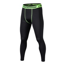 78989fd4e9 Hot Sale 3D Printed Compression Pants Sports Running Tights Men Jogging  Skinny Leggings Joggers Fitness Gym