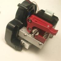 Kit/conjunto de ensamblaje del extrusor de metal de extremo caliente de impresora 3D Replicator 2 SWMAKER + termopar + ensamblaje del extrusor del cartucho del calentador