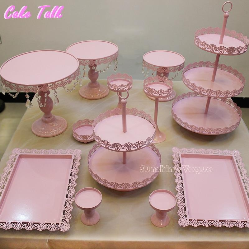 12 Stück Tortenständer Set für Geburtstagsfeier Lieferanten für - Küche, Essen und Bar - Foto 4