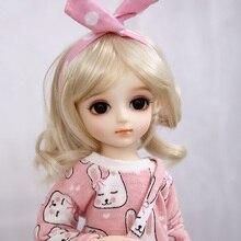 AI Aileen lalki Gaby BJD SD lalki 1/6 Model ciała dziewczyny chłopcy wysokiej jakości zabawki sklep żywica figurki pełny zestaw