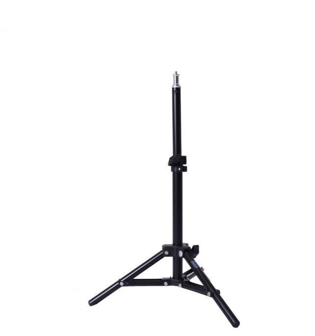 65cm desktop table light lamp stand tripod for e27 photo for Table lamp 27 cm