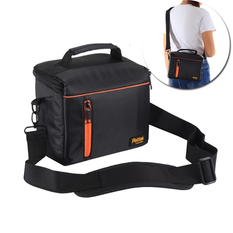 Camera Bag Photo Case for <font><b>Sony</b></font> Alpha A77II A7R2 A77 A900 A580 A560 A450 A390 <font><b>A290</b></font> A65 A58 A57 A37 A35 A3000 A350 A700 A550 A500 image