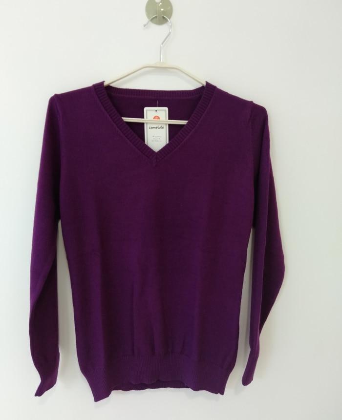 v neck sweater women 46