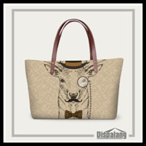 -fashion animal women handbags