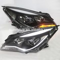 FOR GM-BUICK 2014 Verano Regal Opel insignia LED  Headlights LF
