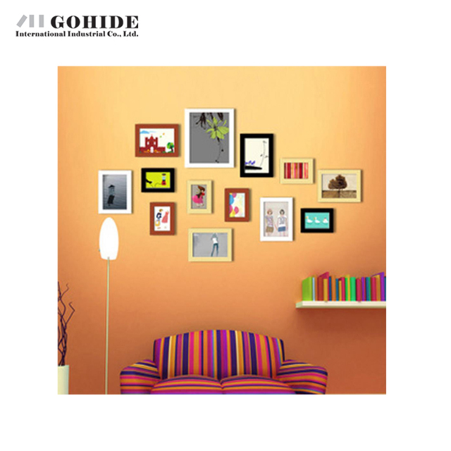 Aliexpress.com : Buy DUH Home Decoration Small Wood Photos Wall ...