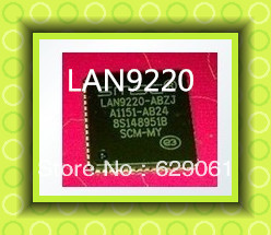 Free Shipping LAN9220 ABZJ QFN 56 New Original