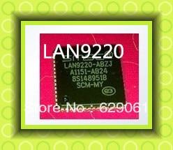 Free Shipping LAN9220 ABZJ QFN 56 New Original