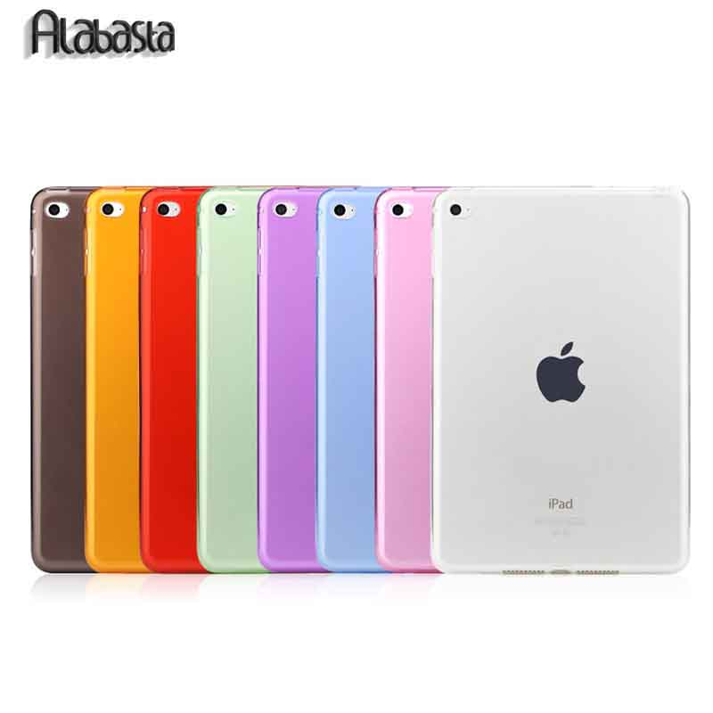 Alabasta For iPad Pro 10.5 inch Transparent Soft TPU Silicone Case For New iPad Pro 2017 Table Case Protective Back Cover Coque  case for ipad pro 9 7 inch tpu soft silicone case transparent shell protective skin for ipad pro 9 7 7 tablet back cover coque