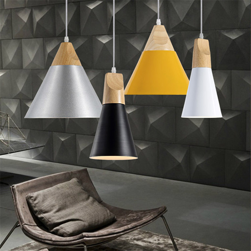 New products on the market Nordic restaurant lamp creative personality single head meal chandelier