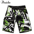 2017 New Summer Casual sexy for men brand printed boardshort shorts luxury quick drying bramuda mens beachshorts short pants