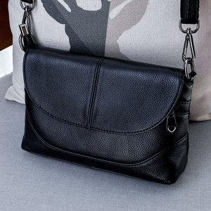 Image 1 - Skórzane torebki Crossbody dla kobiet torebki damskie na ramię nowe modne torebki damskie torebka ze skóry bydlęcej duże torba z rączkami