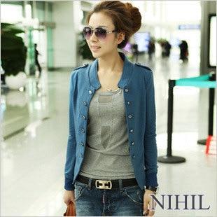 Aliexpress.com : Buy Long Sleeve Short Outwear Black Jacket Women