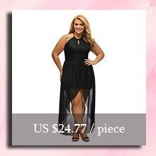 57f52ad36a5 Gosopin Big Women Black Lace Party Dress Ruched Twist High Waist Plus