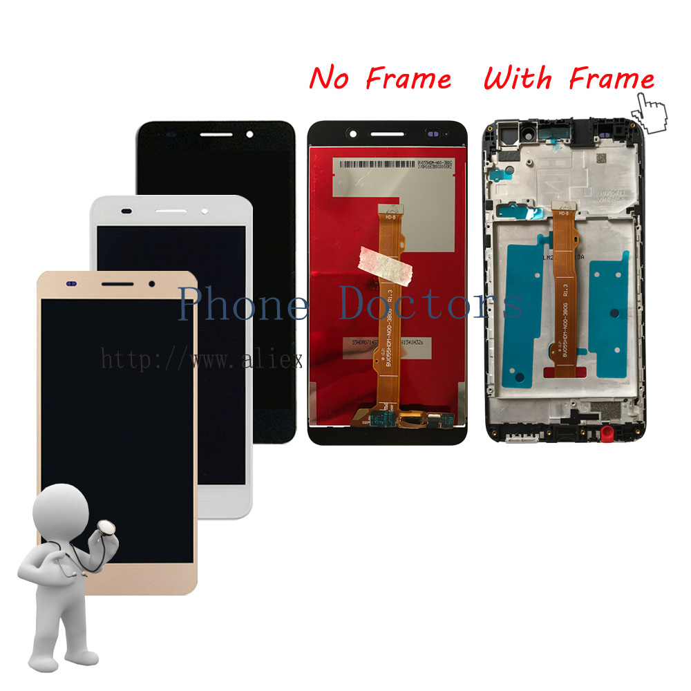 New Sensor Glass Monitor For Huawei Honor Holly 2 Plus Tit-tl00 Full Lcd Display Touch Screen Digitizer Assembly Tracking Number A Great Variety Of Goods Cellphones & Telecommunications