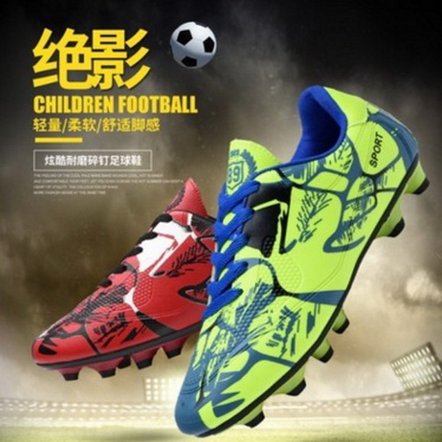 new product e367f 2b151 Chaussures de football Pour Enfants 2018 Nouveau Top Qualité Superfly  Enfants Outdoor Training Sneakers Chine Sport