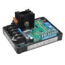 GAVR 8A regulador de voltaje automático para generador, pieza de alternador diésel, GAVR 8A avr