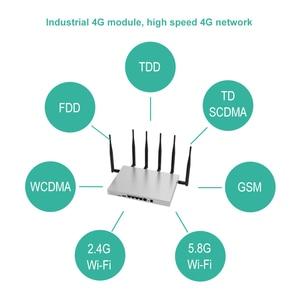 Image 4 - ZBT routeur double bande Wi Fi 3g/4g lte (WG3526), 11AC, 512 mo, Gigabit, Point daccès avec carte SIM et Modem pour Mobile