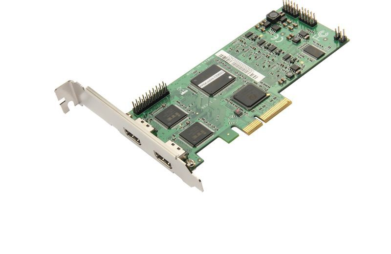 все цены на  PCI Express HD Video Capture Card 1080p - 2 Channel HDMI Real Time 4K 3D Capture  онлайн