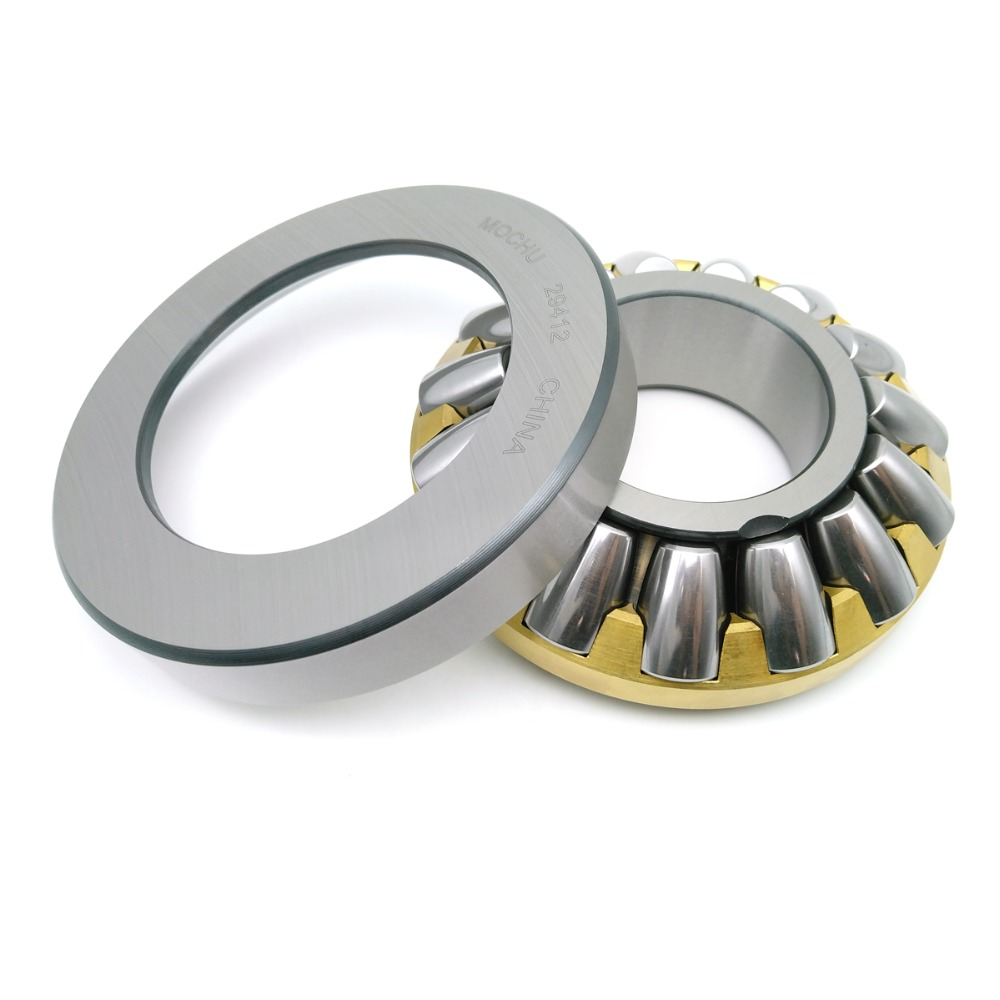 1pcs 29412 60x130x42 9039412 MOCHU Spherical roller thrust bearings Axial spherical roller bearings Straight Bore1pcs 29412 60x130x42 9039412 MOCHU Spherical roller thrust bearings Axial spherical roller bearings Straight Bore