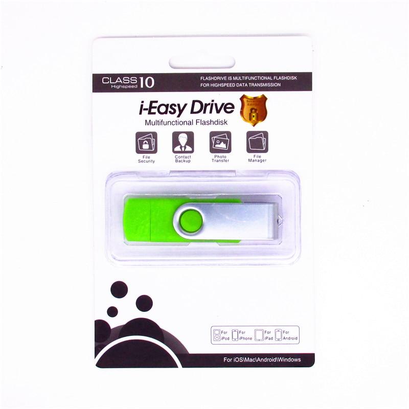 i-Easy Drive i-Flash iFlash Drive HD 16 ГБ 32 ГБ 64 ГБ - Внешнее хранилище - Фотография 5