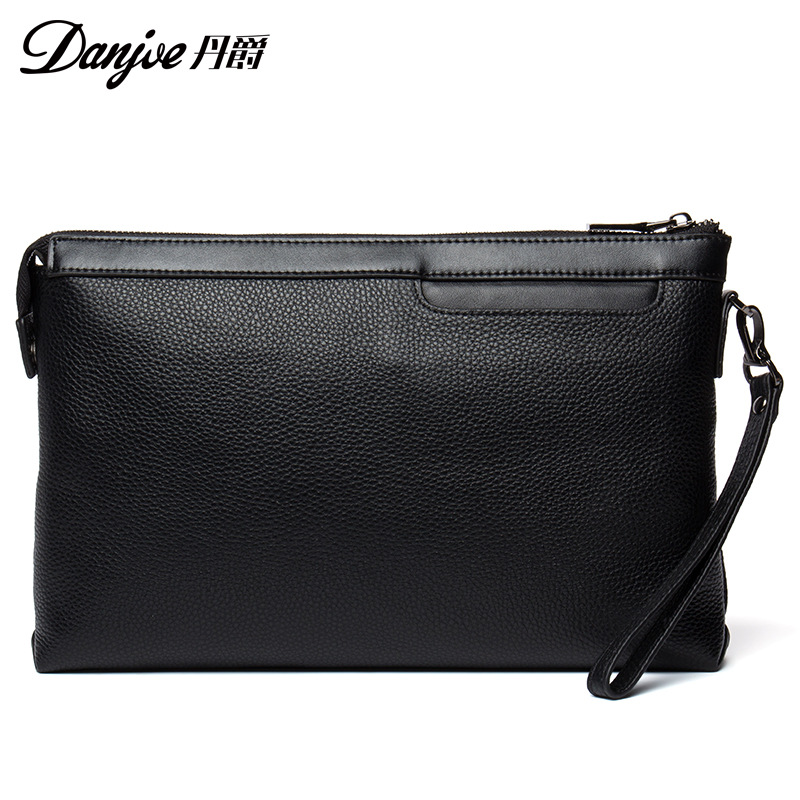DANJUE Genuine Leather Business Phone Bag Day Clutches Bag Long Wrist Bag Men Daily Wallet Real Leather Men Hand Small BagDANJUE Genuine Leather Business Phone Bag Day Clutches Bag Long Wrist Bag Men Daily Wallet Real Leather Men Hand Small Bag