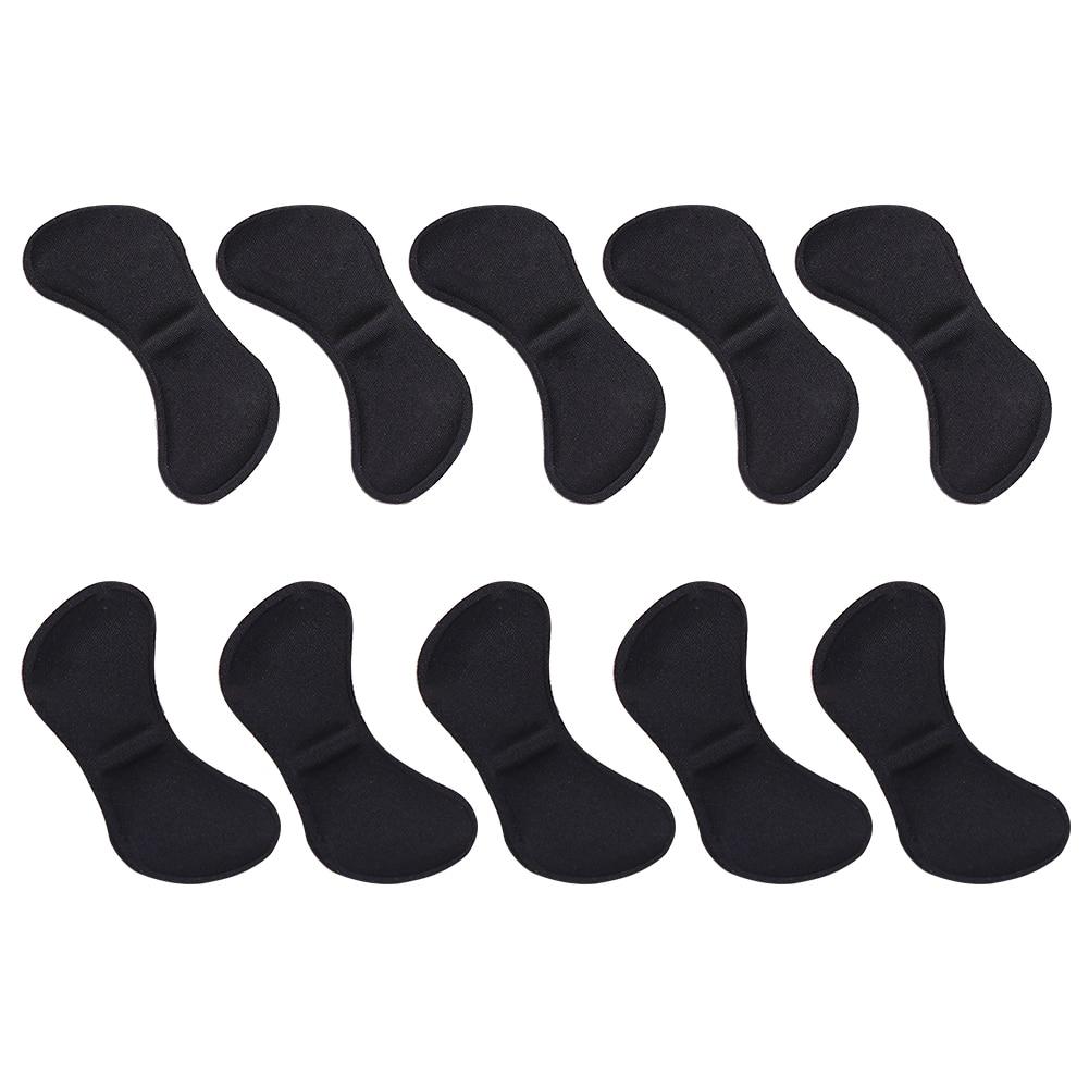 Schuhzubehör KüHn 5 Pairs Ferse Aufkleber Crash Klebstoff Einlegesohle Patch Füße Pflege Schmerzen Relief Anti-tragen Pads Kissen Ferse Liner