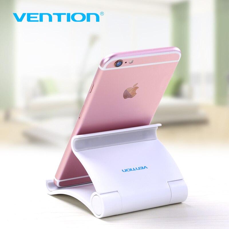 Venção Mobile Phone Holder Para o iphone Xiaomi Dest Flexível Suporte Do Telefone Universal Suporte de Mesa Para Huawei Samsung ipad Tablet PC