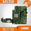 X453SA האם REV 2.0 N3710 עבור For Asus X453SA מחשב נייד האם X453SA Mainboard X453SA האם מבחן 100% בסדר