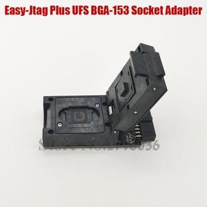 Image 4 - 2020 Оригинал Z3X легкий Jtag Plus box UFS BGA 153 адаптер гнезд