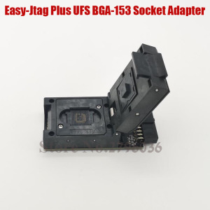 Image 4 - 2020 original Z3X  Easy Jtag Plus box UFS BGA 153 Sockets Adapter